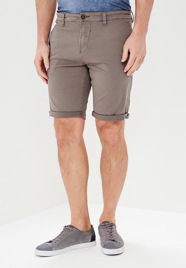 Мужские повседневные шорты Tom Tailor Denim 6455095.09.12