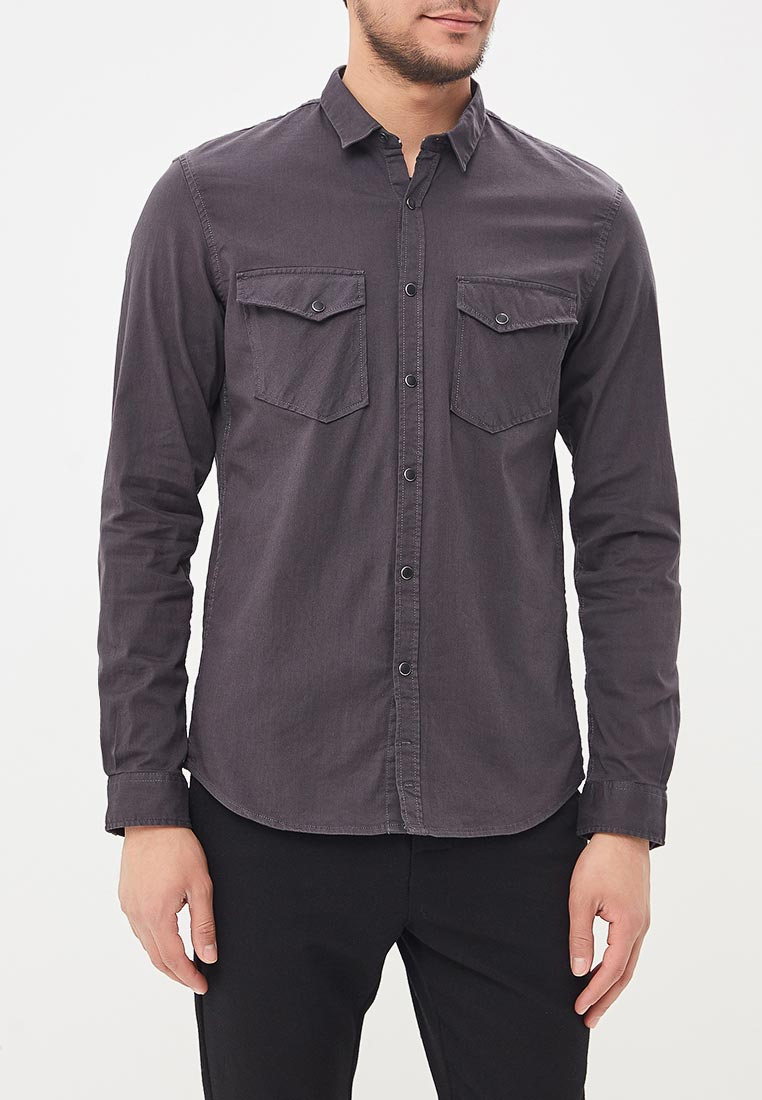 Рубашка с длинным рукавом Tom Tailor Denim 1002697