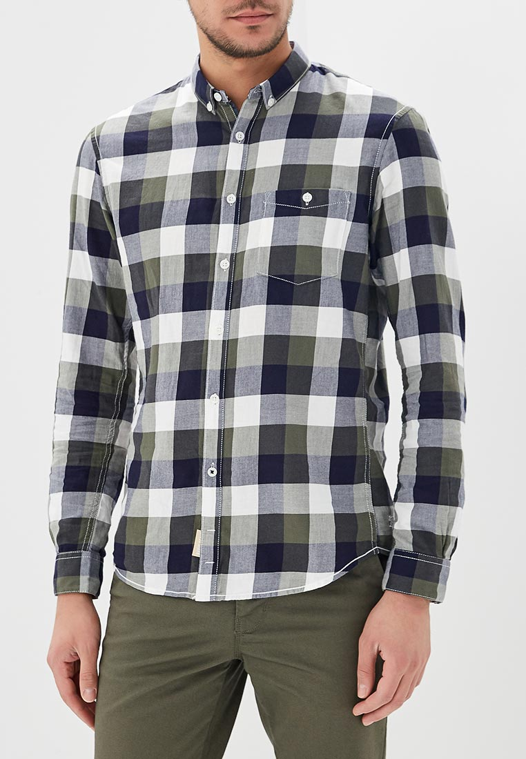 Рубашка с длинным рукавом Tom Tailor Denim 2055143.00.12