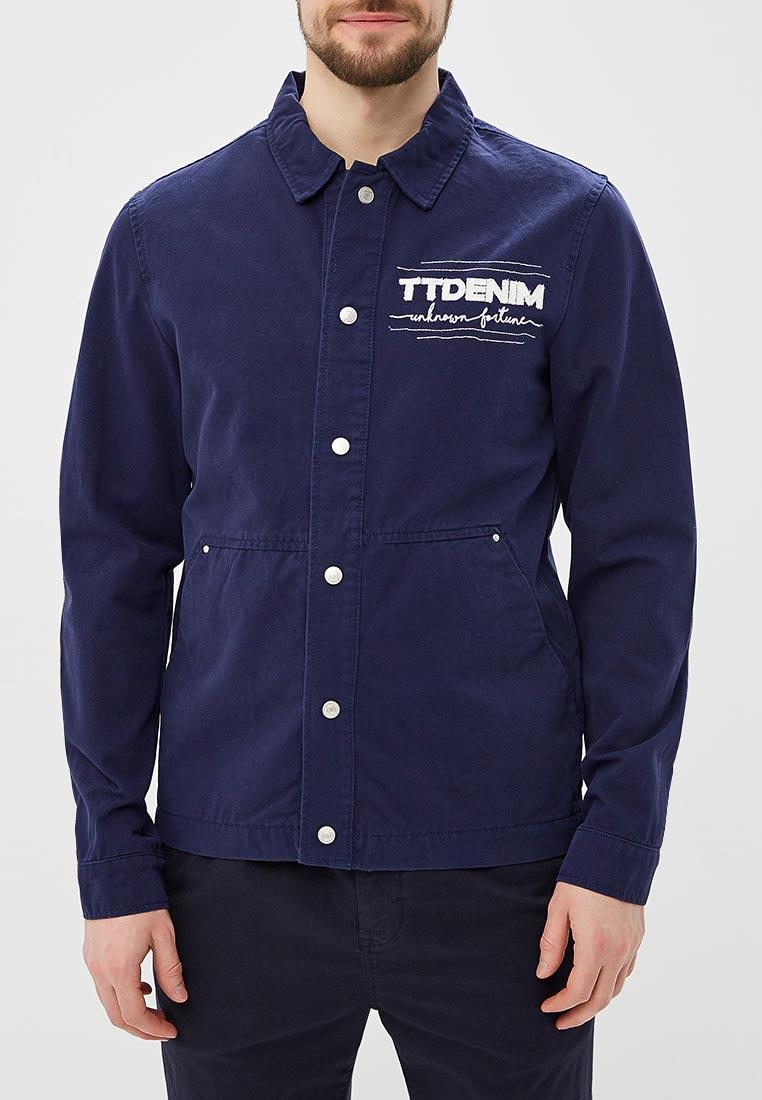 Джинсовая куртка Tom Tailor Denim 3555213.00.12