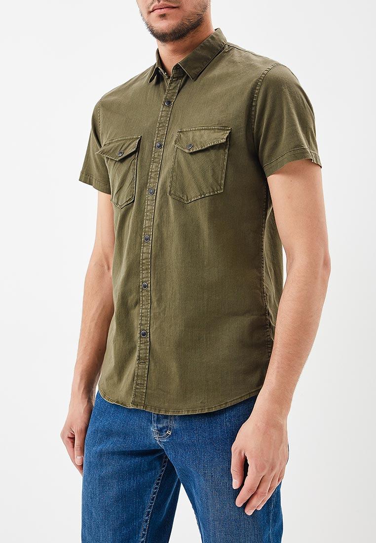 Рубашка с коротким рукавом Tom Tailor Denim 1004602