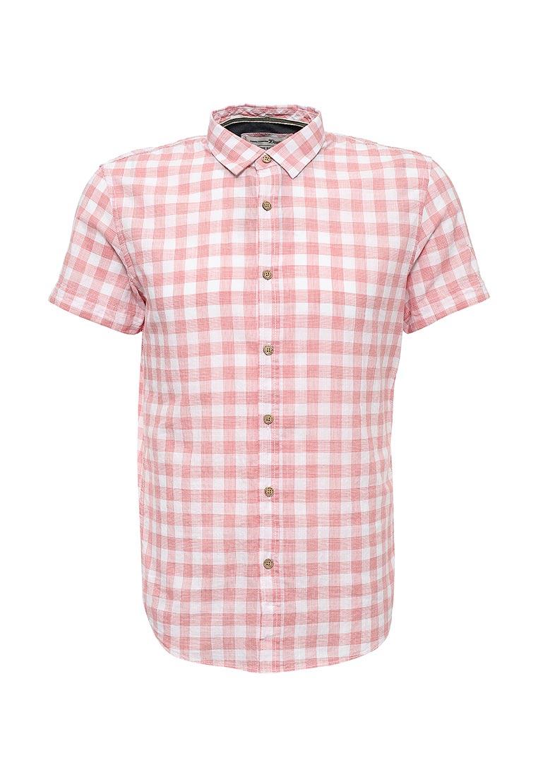 Рубашка с коротким рукавом Tom Tailor Denim 2033793.00.12