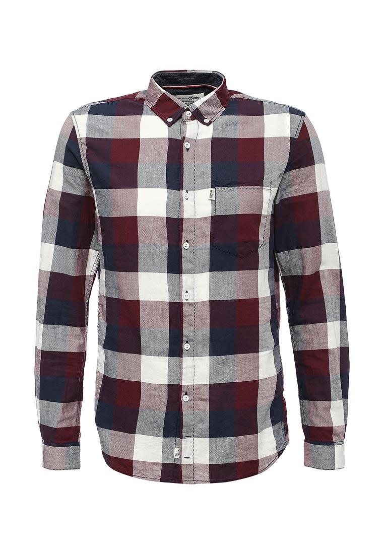 Рубашка с длинным рукавом Tom Tailor Denim 2033575.09.12