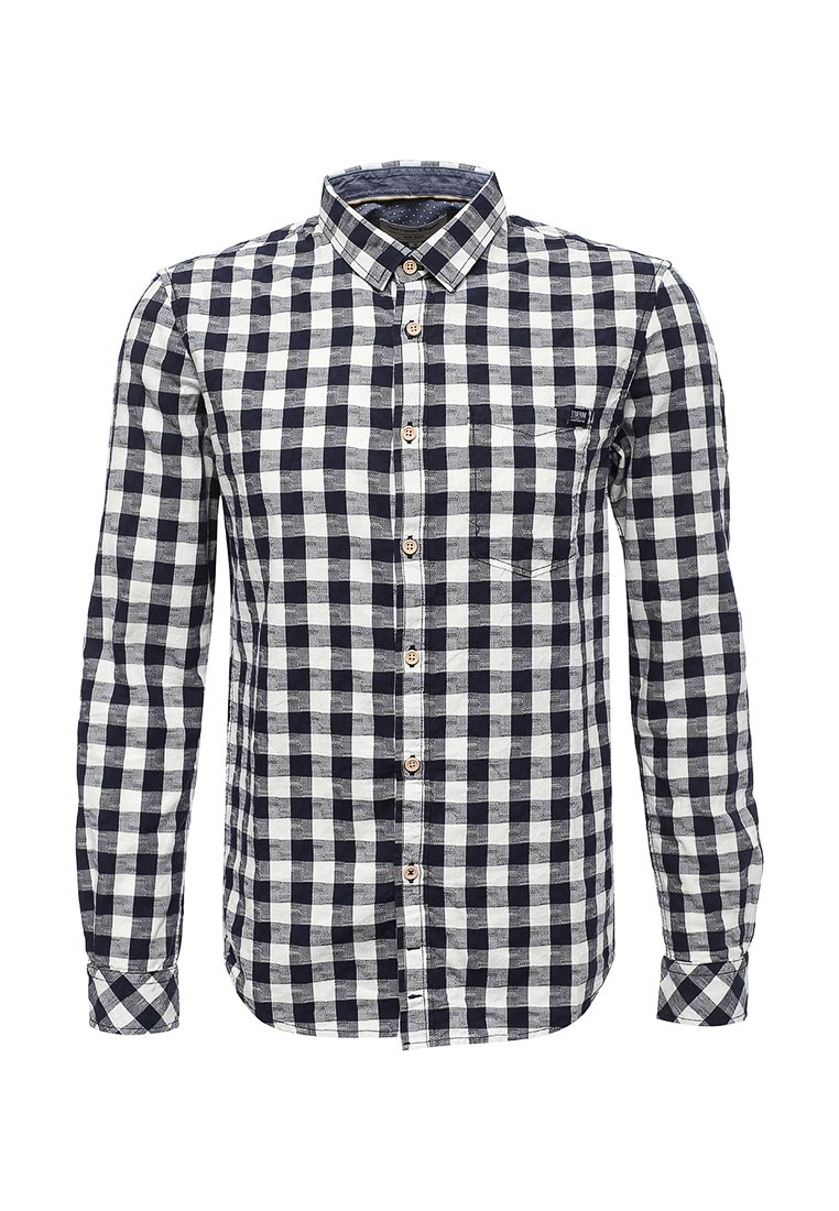 Рубашка с длинным рукавом Tom Tailor Denim 2055018.00.12