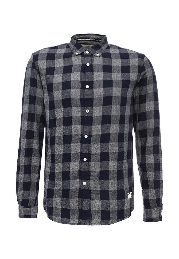 Рубашка с длинным рукавом Tom Tailor Denim 2055038.00.12