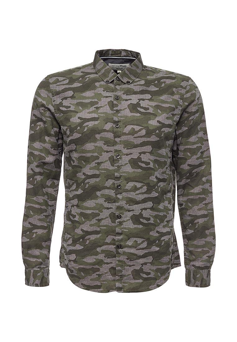 Рубашка с длинным рукавом Tom Tailor Denim 2055042.00.12