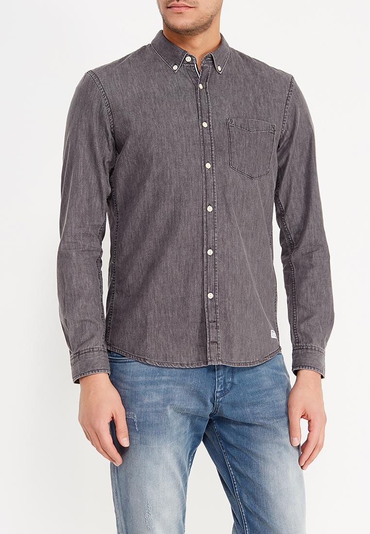 Рубашка с длинным рукавом Tom Tailor Denim 2055099.00.12