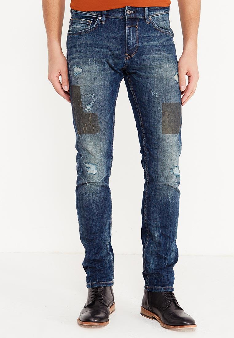 Зауженные джинсы Tom Tailor Denim 6255071.00.12