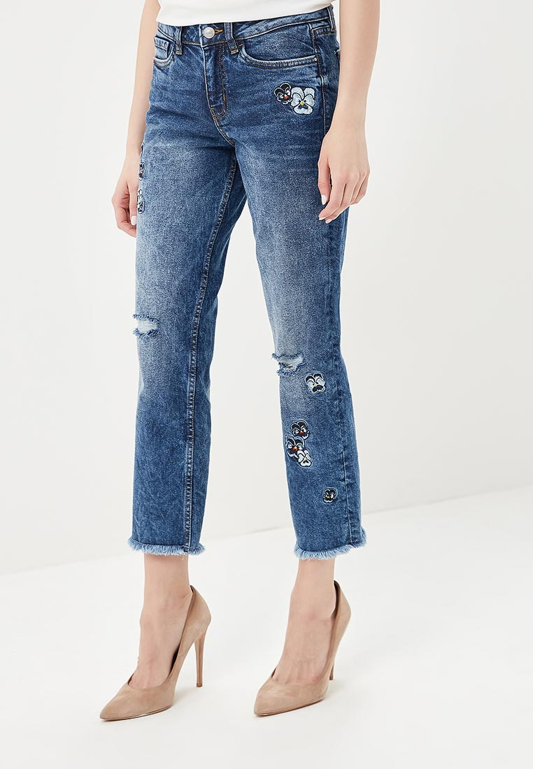 Прямые джинсы Tom Tailor Denim 6255173.00.71
