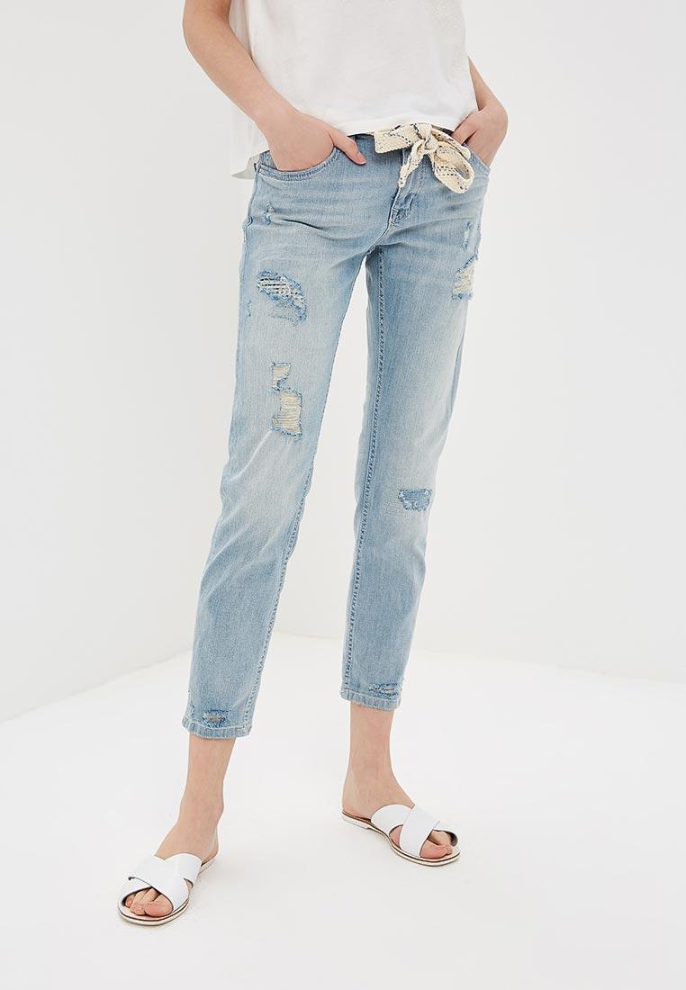 Зауженные джинсы Tom Tailor Denim 1002458