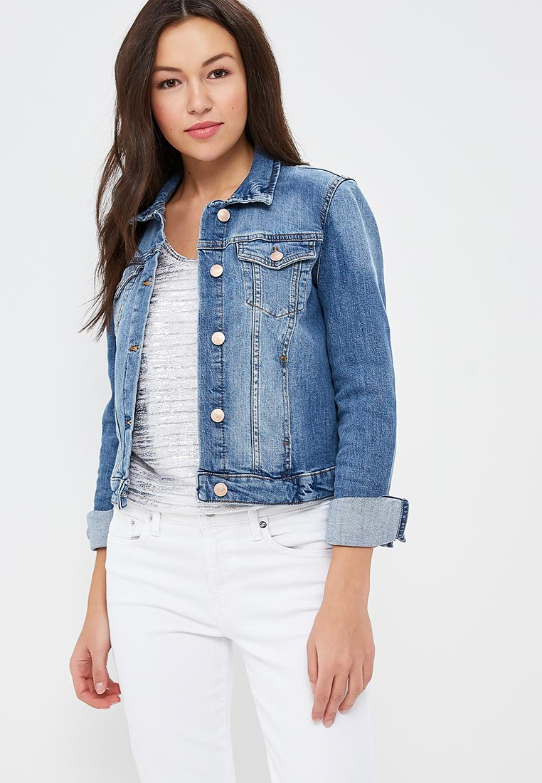 Джинсовая куртка Tom Tailor Denim 3555170.09.71