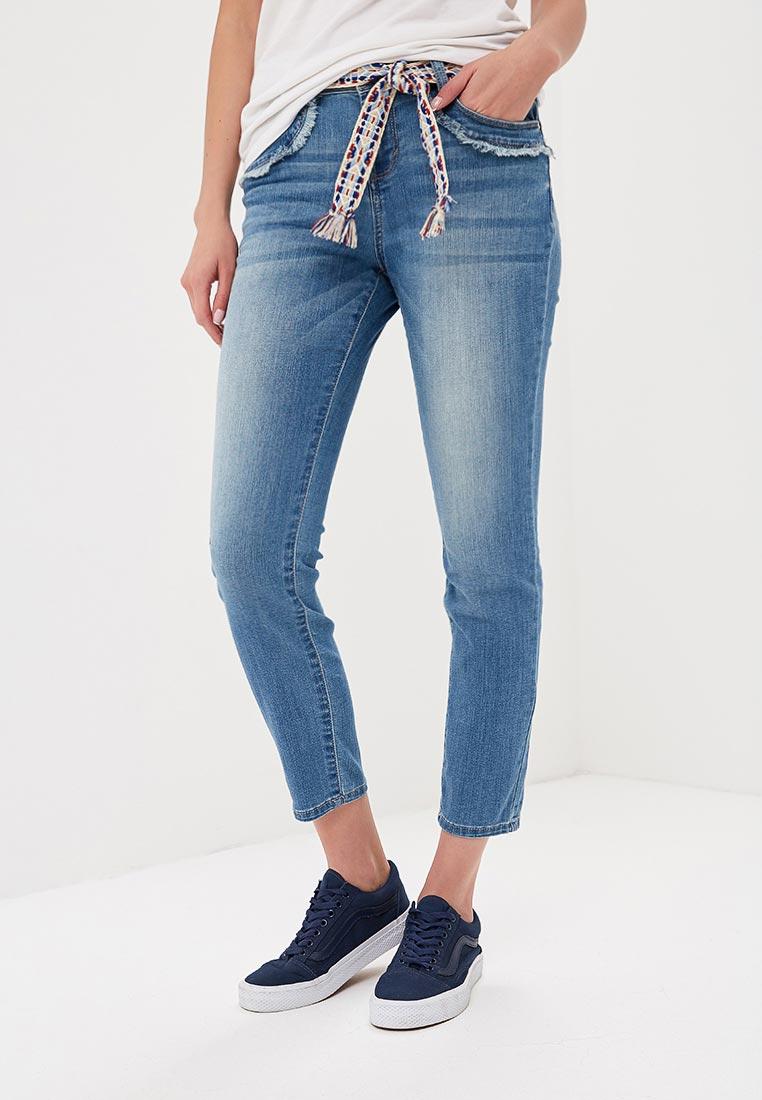 Зауженные джинсы Tom Tailor (Том Тейлор) 6255285.00.70