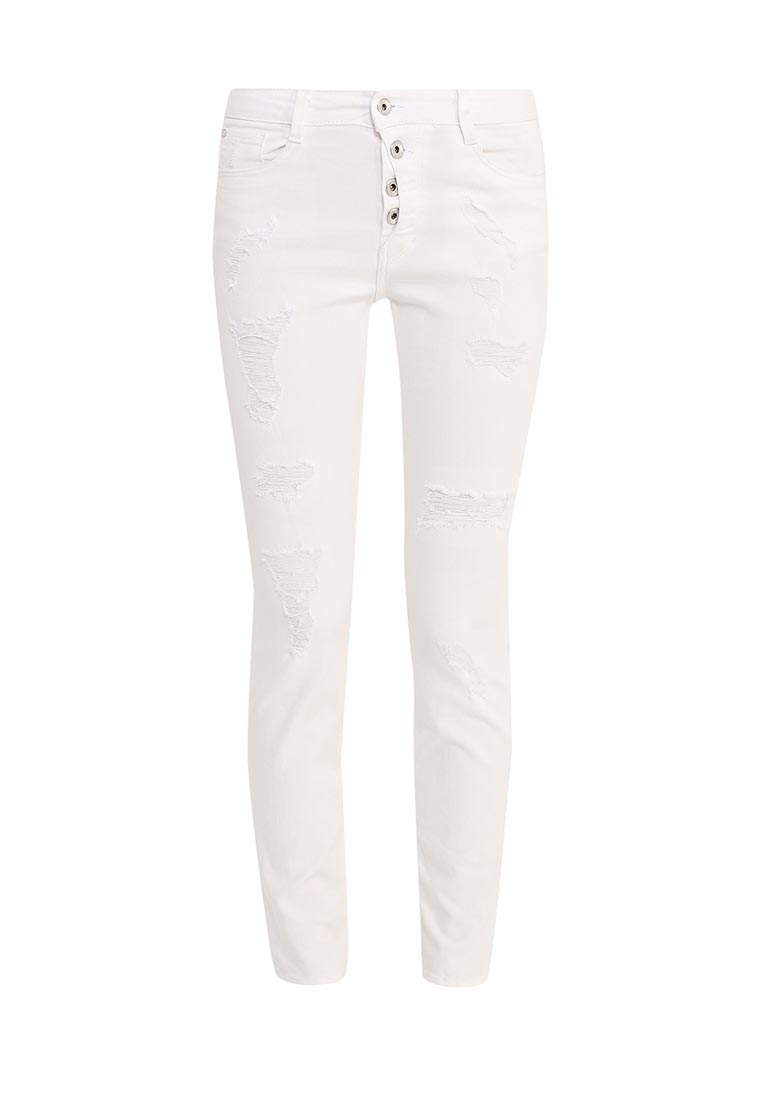 Зауженные джинсы Tom Tailor Denim 6205648.62.71