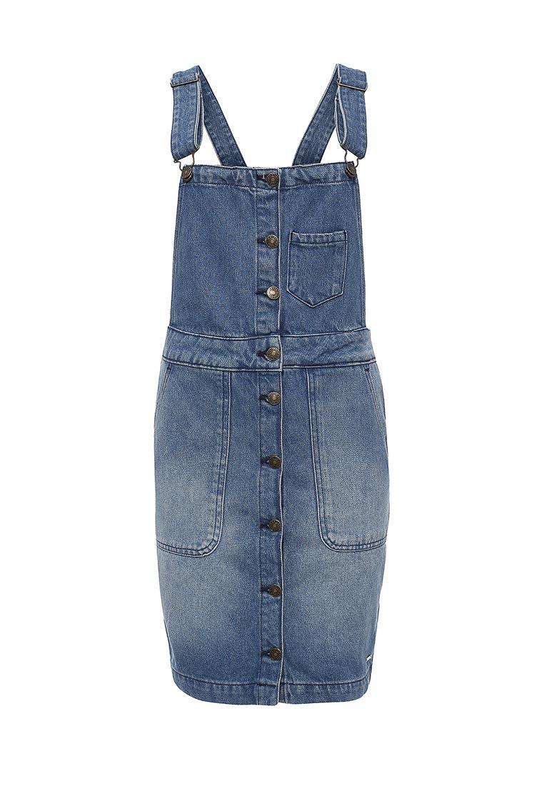 Платье-мини Tom Tailor Denim 5513468.00.71