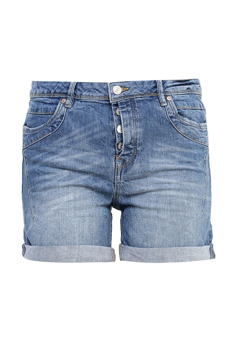 Женские джинсовые шорты Tom Tailor Denim 6205531.00.71