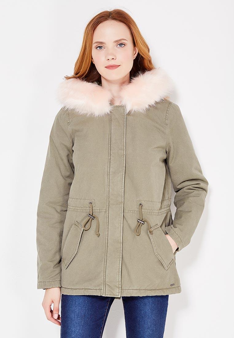 Утепленная куртка Tom Tailor Denim 3555017.00.71
