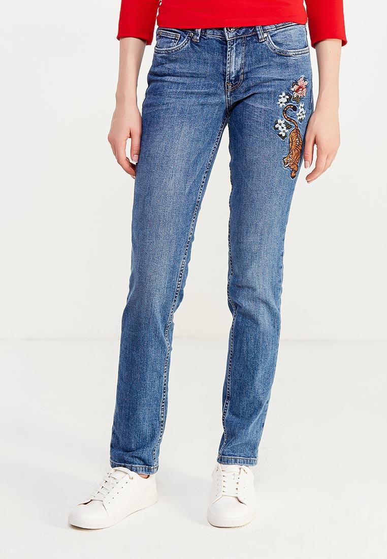 Зауженные джинсы Tom Tailor Denim 6255038.00.71