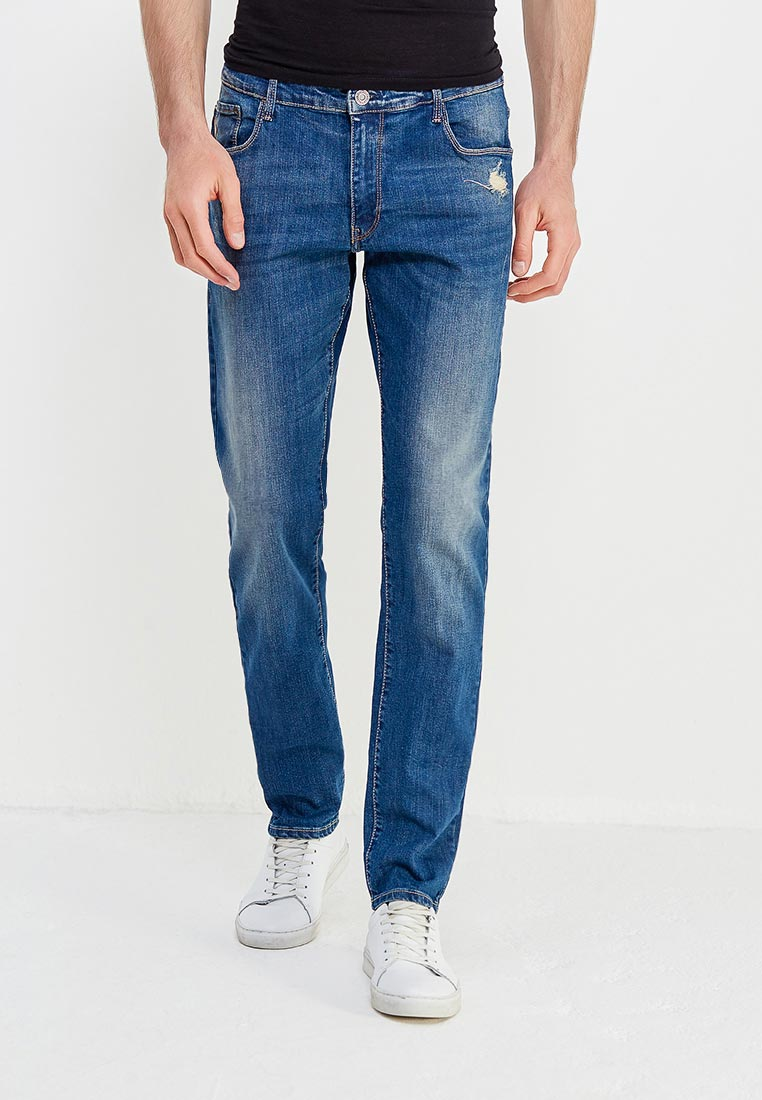 Зауженные джинсы Top Secret (Топ Сикрет) SSP2685GR