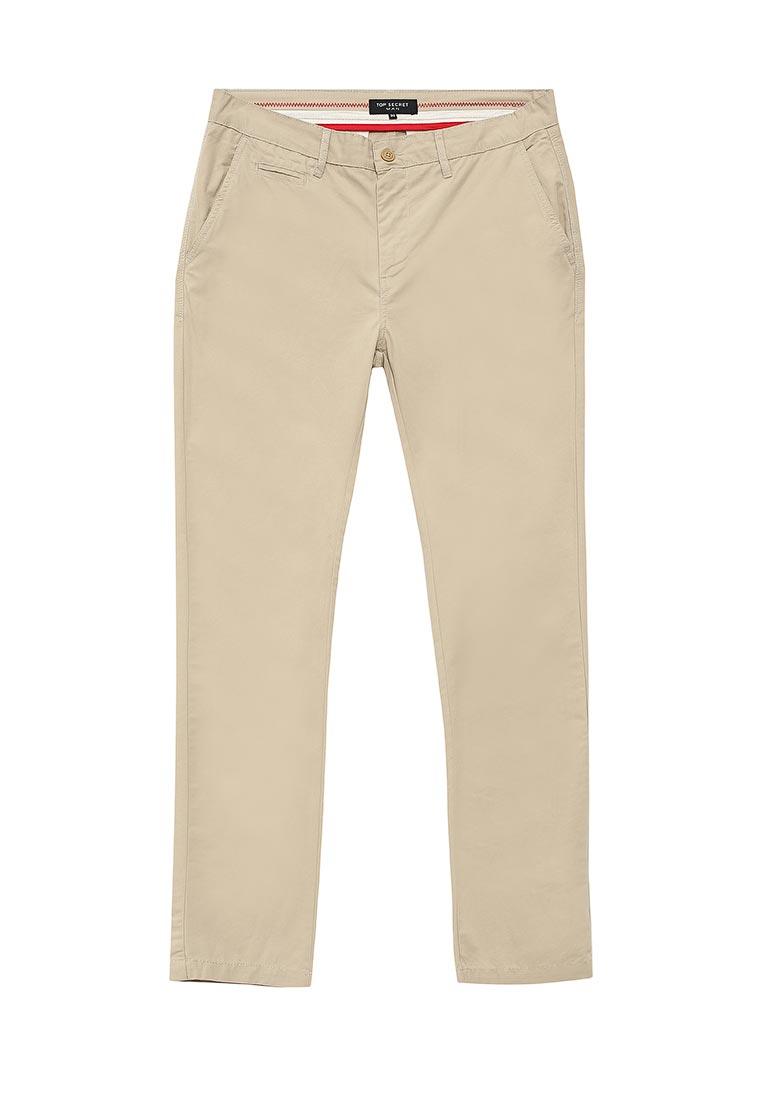 Мужские повседневные брюки Top Secret (Топ Сикрет) SSP1982BE