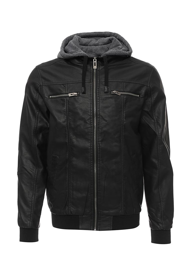 Кожаная куртка Top Secret (Топ Сикрет) SKU0671CA