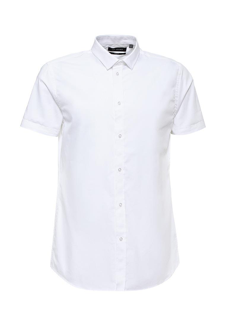 Рубашка с коротким рукавом Top Secret (Топ Сикрет) SKS0893BI