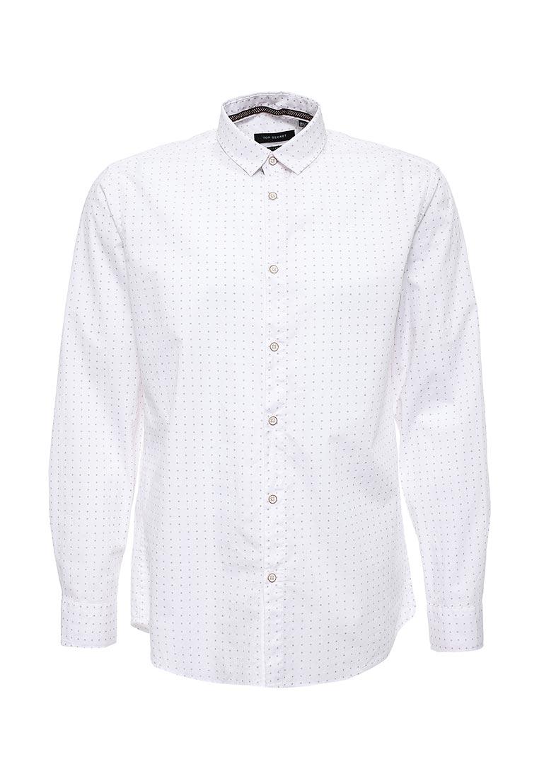 Рубашка с длинным рукавом Top Secret (Топ Сикрет) SKL2284BI