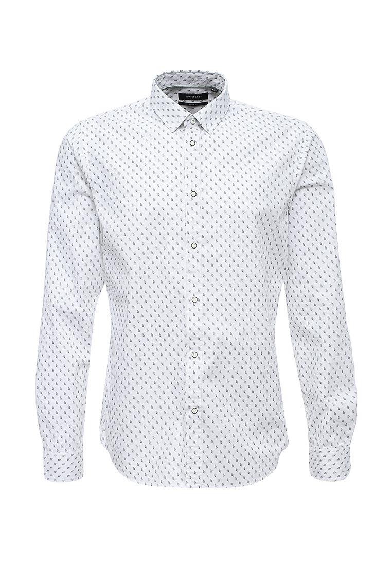 Рубашка с длинным рукавом Top Secret (Топ Сикрет) SKL2325BI