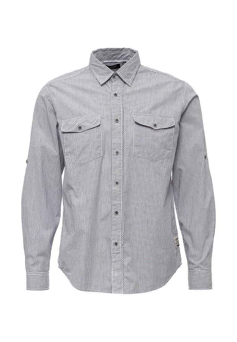 Рубашка с длинным рукавом Top Secret (Топ Сикрет) SKL1700BI