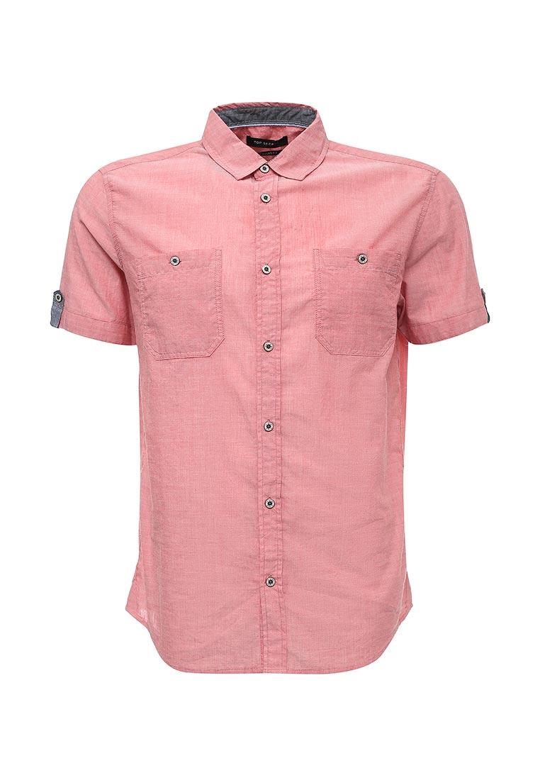 Рубашка с коротким рукавом Top Secret (Топ Сикрет) SKS0898CE