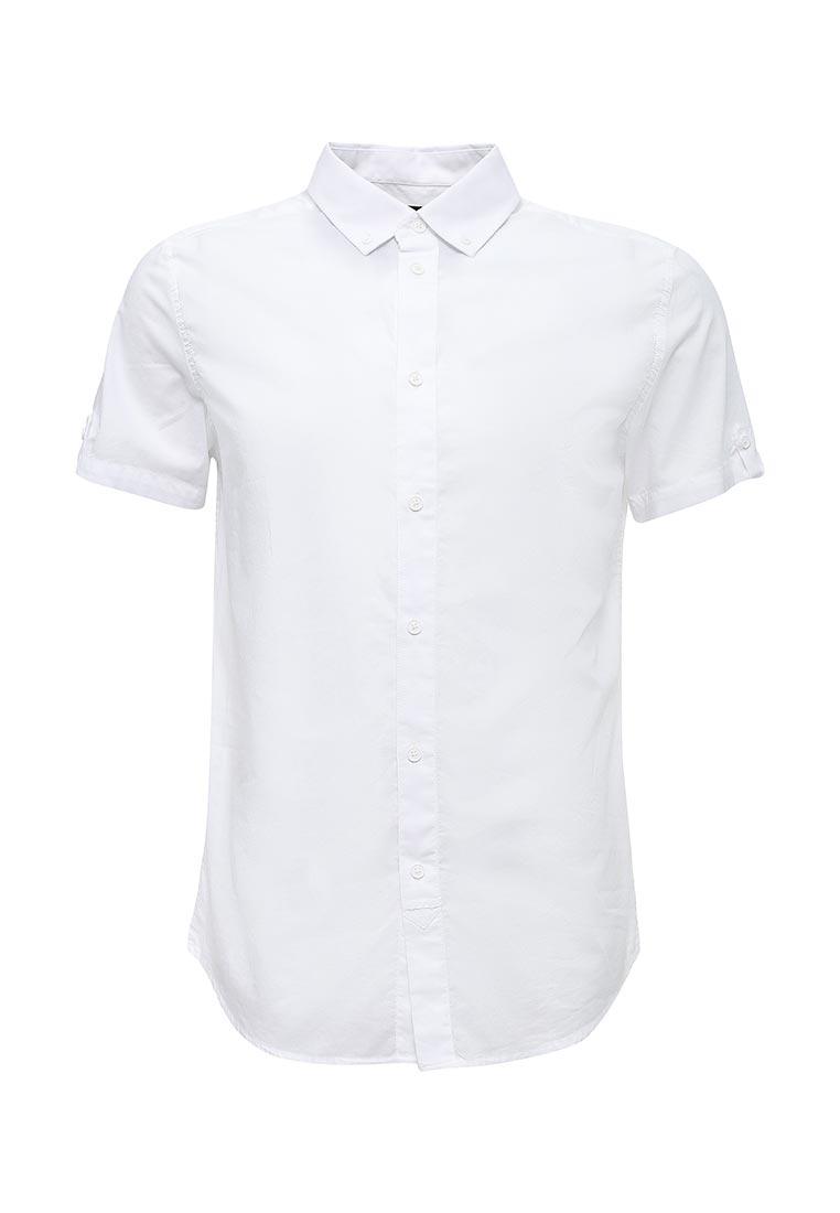 Рубашка с коротким рукавом Top Secret (Топ Сикрет) SKS0901BI
