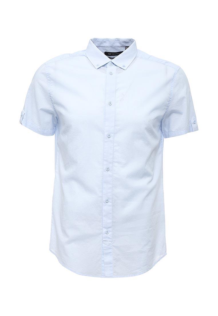 Рубашка с коротким рукавом Top Secret (Топ Сикрет) SKS0902NI