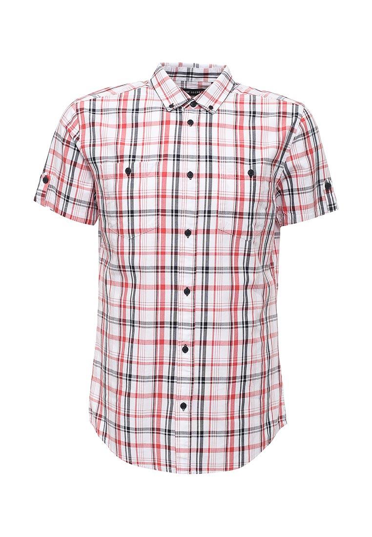 Рубашка с коротким рукавом Top Secret (Топ Сикрет) SKS0903CE