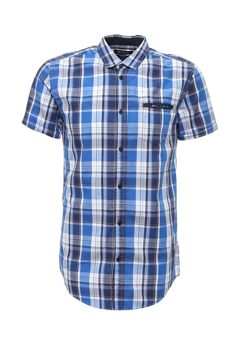 Рубашка с коротким рукавом Top Secret (Топ Сикрет) SKS0904GR