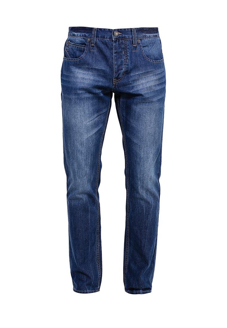 Мужские прямые джинсы Top Secret (Топ Сикрет) SSP1918NI