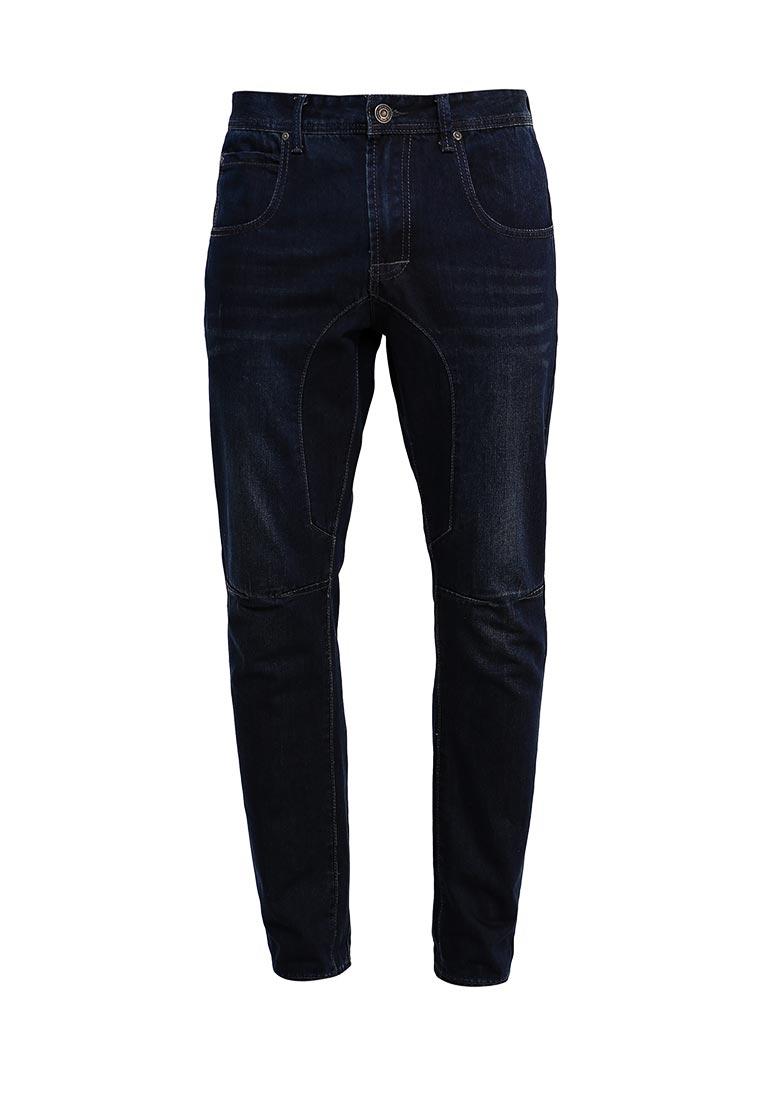 Мужские прямые джинсы Top Secret (Топ Сикрет) SSP2133GR