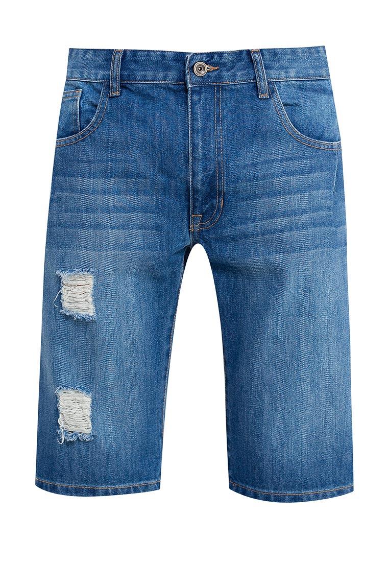 Мужские джинсовые шорты Top Secret (Топ Сикрет) SSZ0783NI