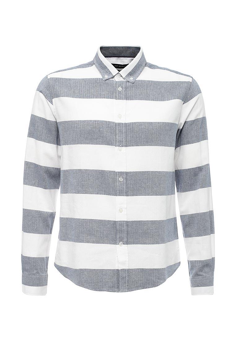 Рубашка с длинным рукавом Top Secret (Топ Сикрет) SKL1926BI