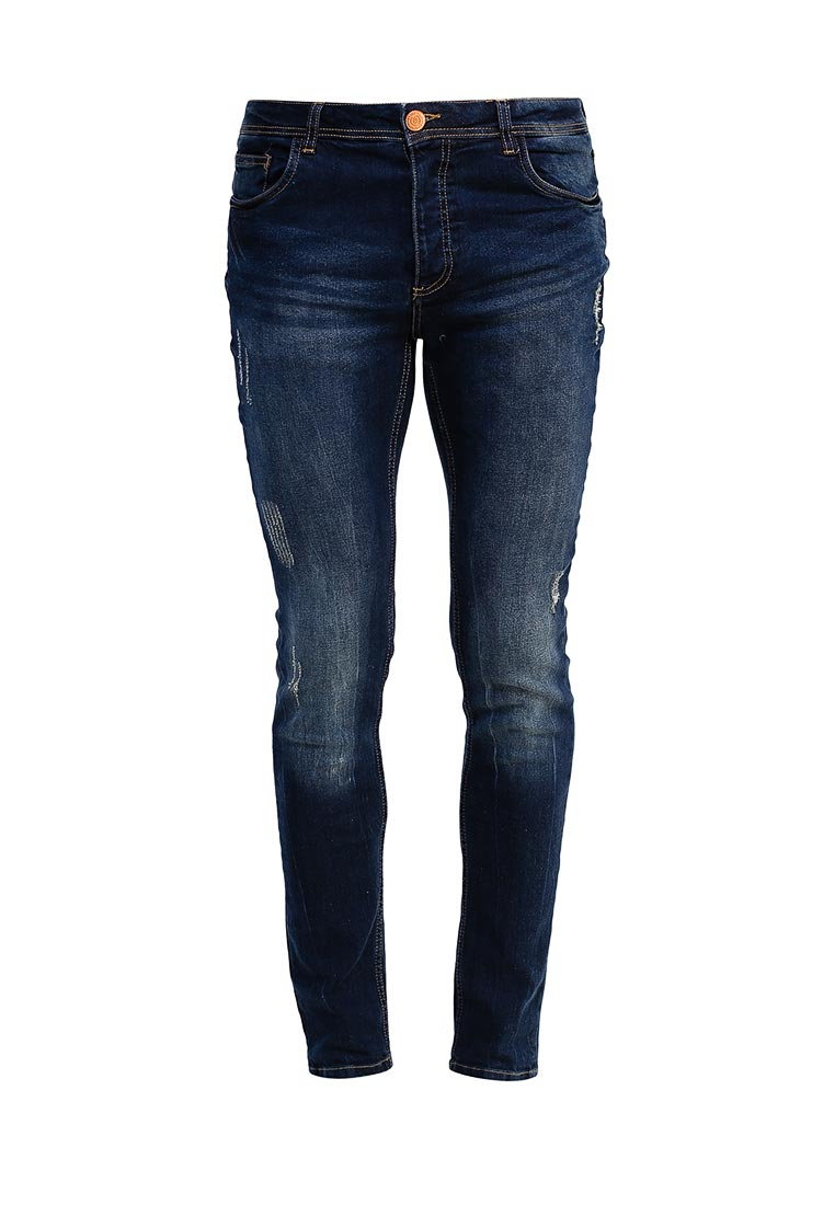 Зауженные джинсы Top Secret (Топ Сикрет) SSP1996GR