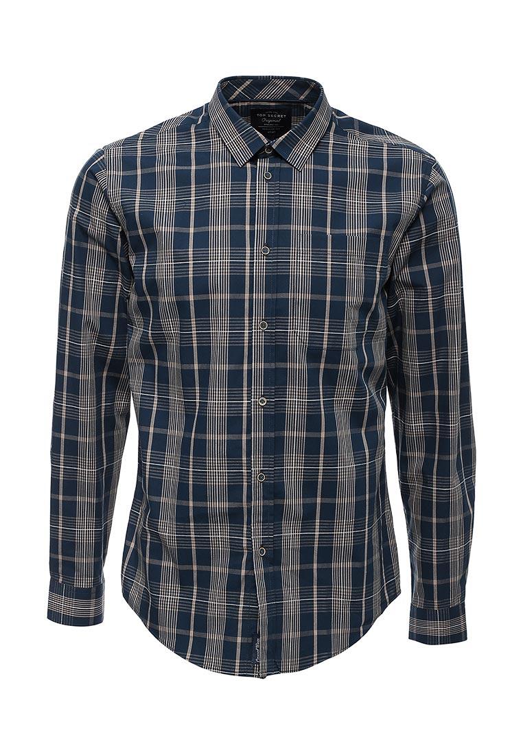 Рубашка с длинным рукавом Top Secret (Топ Сикрет) SKL2377GR