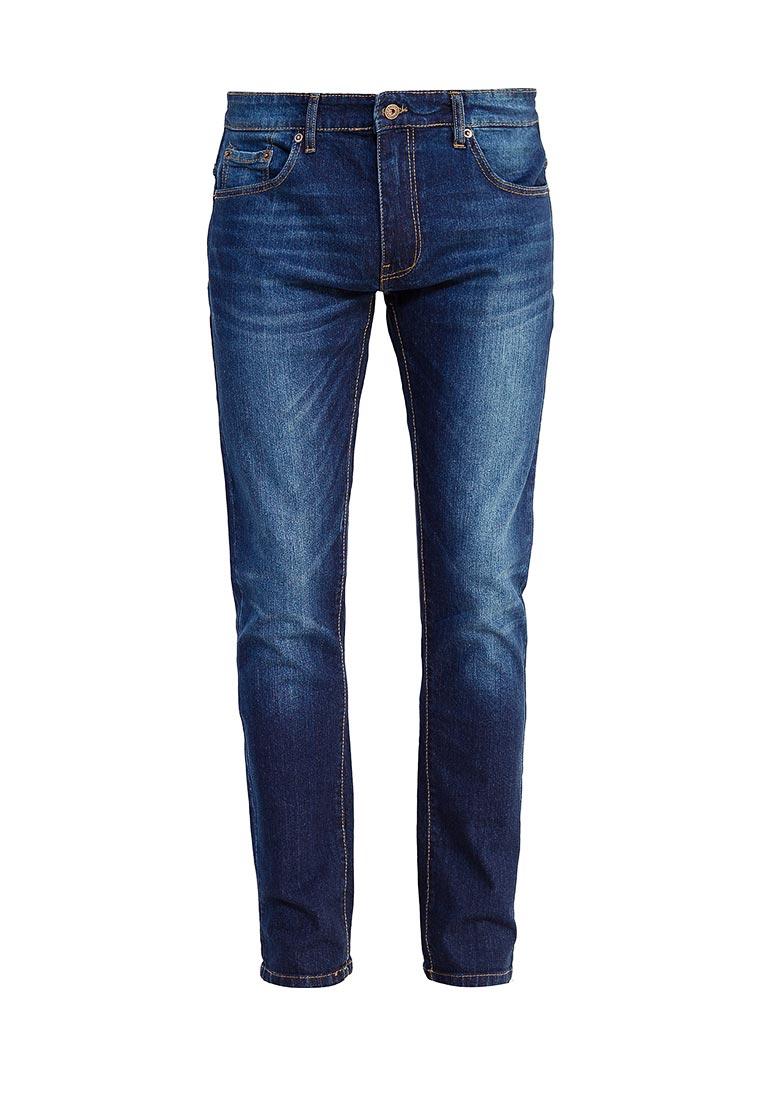 Мужские прямые джинсы Top Secret (Топ Сикрет) SSP2629GR
