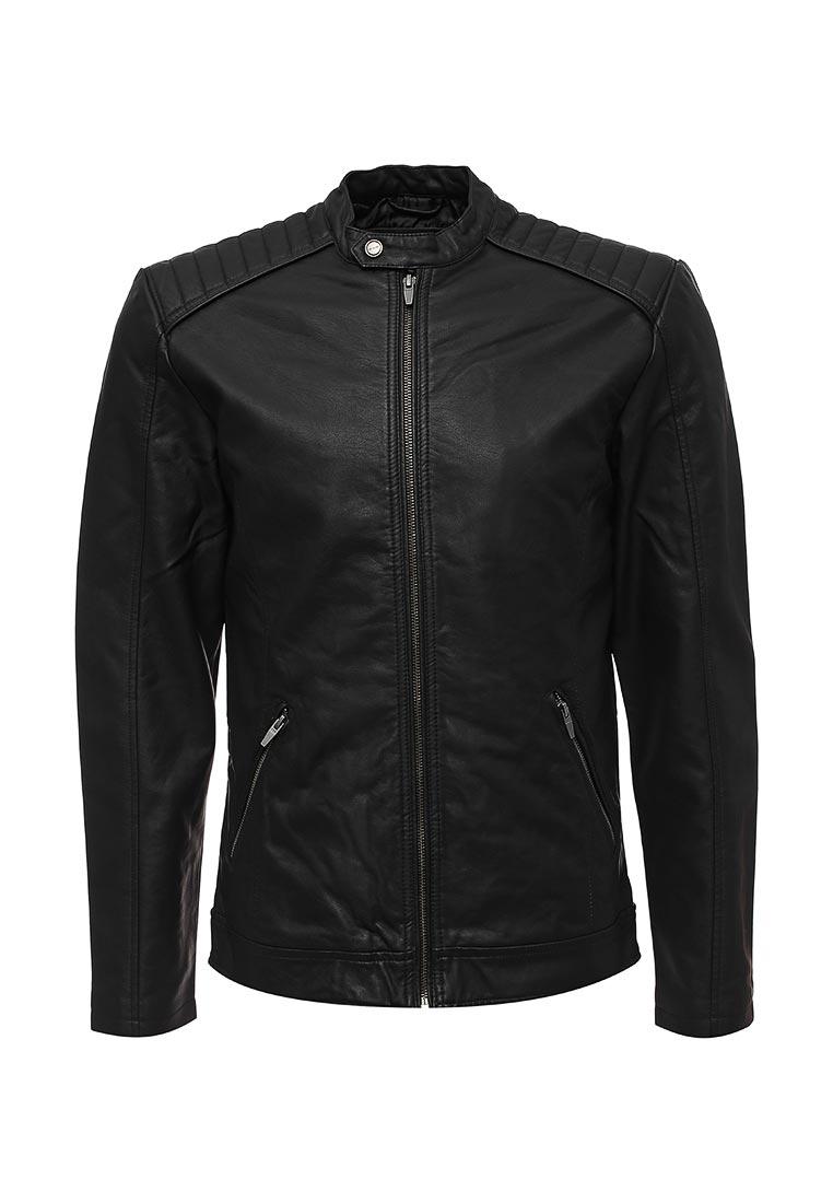 Кожаная куртка Top Secret (Топ Сикрет) SKU0782CA
