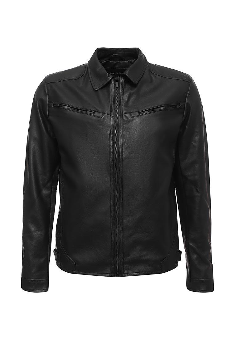 Кожаная куртка Top Secret (Топ Сикрет) SKU0811CA