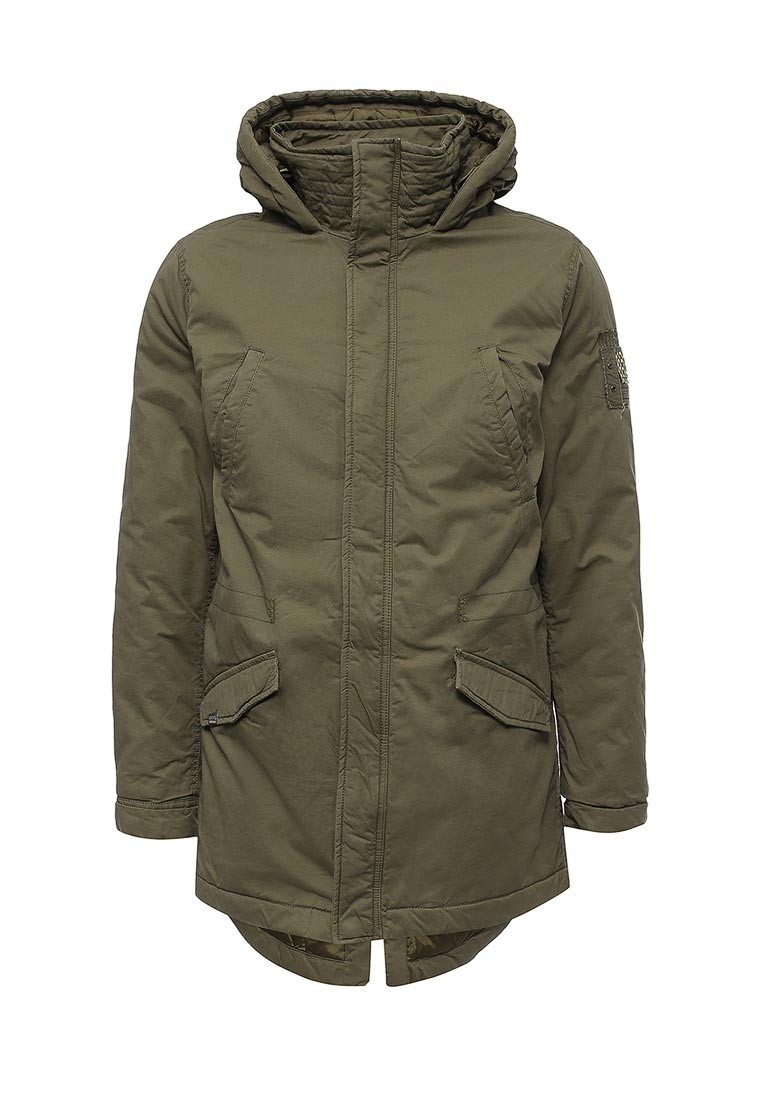 Утепленная куртка Top Secret (Топ Сикрет) SKU0824ZI