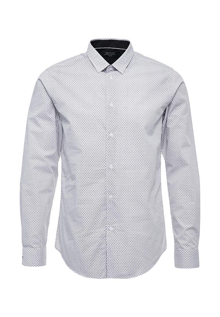 Рубашка с длинным рукавом Top Secret (Топ Сикрет) SKL2464BI