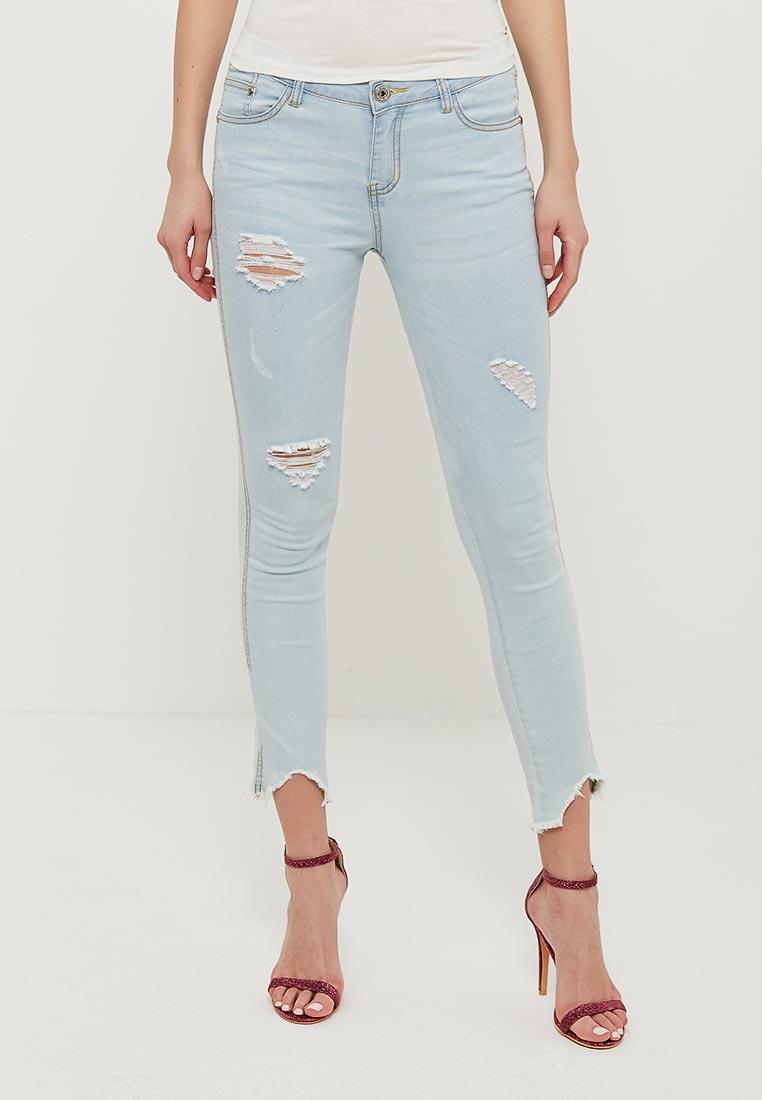 Зауженные джинсы Top Secret (Топ Сикрет) SSP2584BL