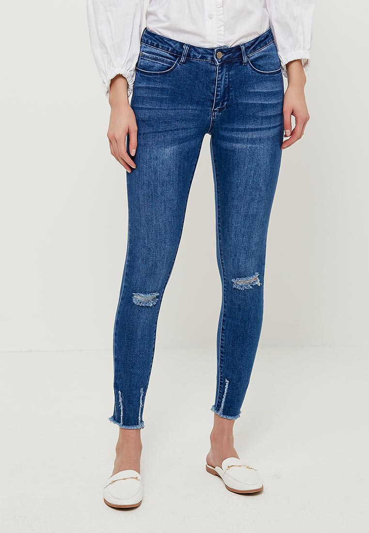 Зауженные джинсы Top Secret (Топ Сикрет) SSP2695NI