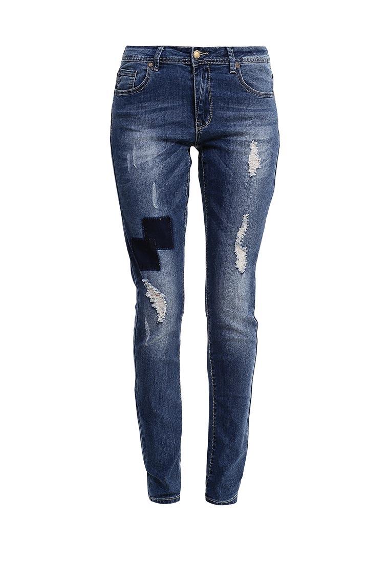 Зауженные джинсы Top Secret (Топ Сикрет) SSP2431NI