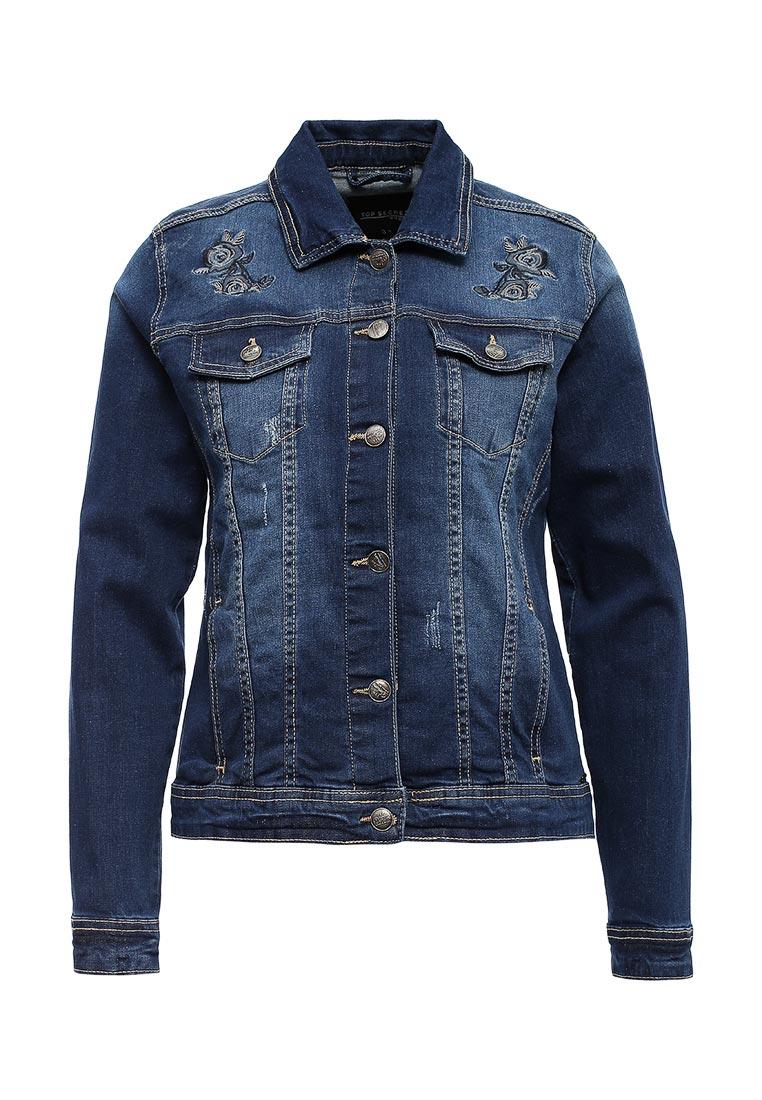 Джинсовая куртка Top Secret (Топ Сикрет) SZK0521GR