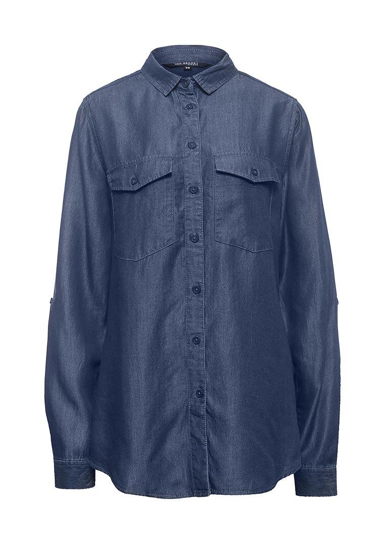 Женские джинсовые рубашки Top Secret (Топ Сикрет) SKL2230NI