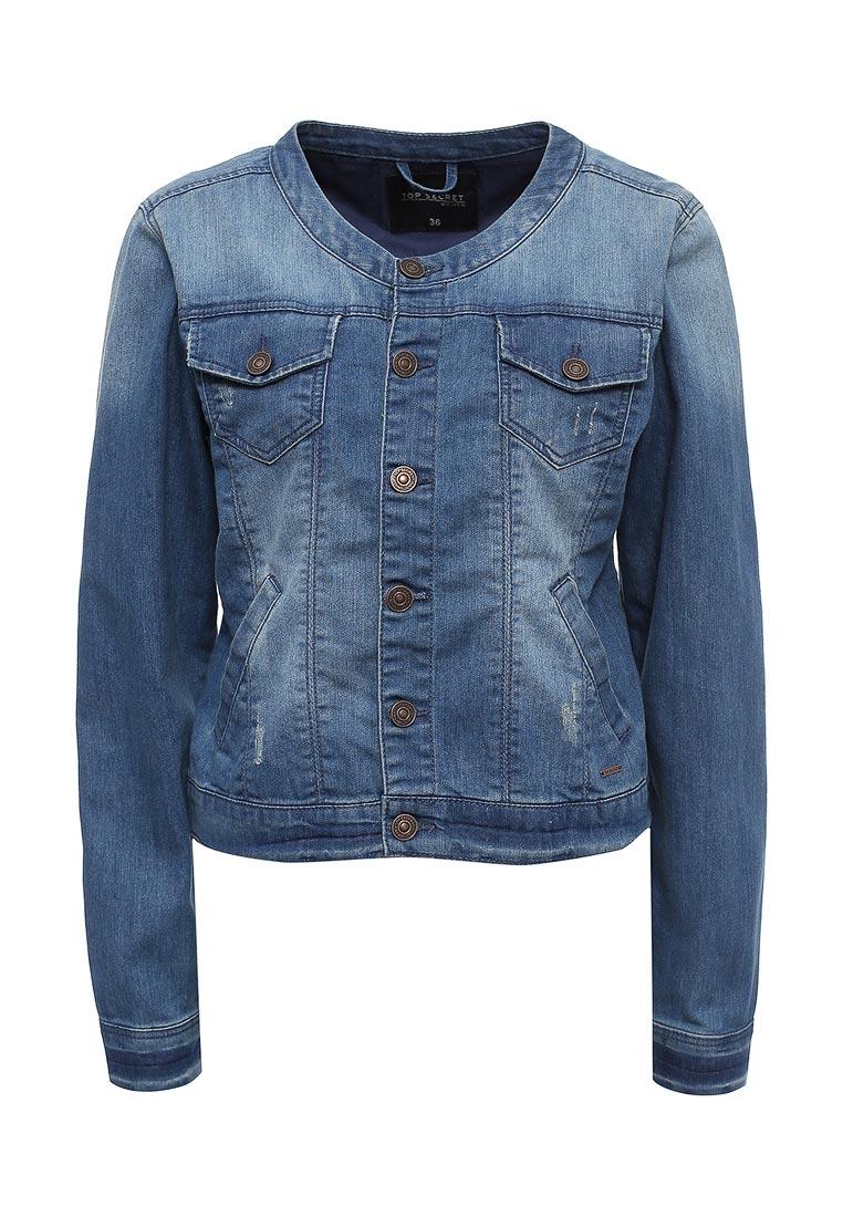 Джинсовая куртка Top Secret (Топ Сикрет) SZK0536GR